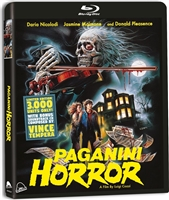 Paganini Horror: Limited Edition (BD/CD)