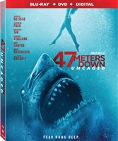 47 Meters Down: Uncaged (BD/DVD + Digital Copy)