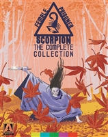 Female Prisoner Scorpion: The Complete Collection - Limited Edition