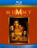 The Mummy Returns: Deluxe Edition (Slip)
