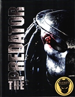 The Predator 4K 1-Click SteelBook (OAB Blufans #38)(China)