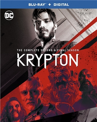 Krypton: Season 2 (BD + Digital Copy)