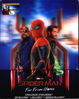 Spider-Man: Far From Home 3D SteelBook w/ Lenticular Magnet (Czech)