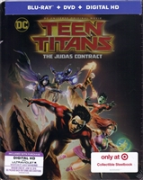 Teen Titans: The Judas Contract SteelBook (BD/DVD + Digital Copy)(Exclusive)