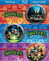 Teenage Mutant Ninja Turtles Trilogy (Slip)