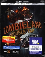 Zombieland: Double Tap 4K SteelBook (BD + Digital Copy)(Exclusive)