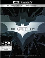The Dark Knight 4K Trilogy (Slip Box)