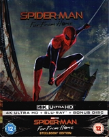Spider-Man: Far From Home 4K SteelBook (UK)