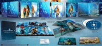 Aquaman 3D Full Slip SteelBook (Czech)