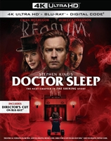 Doctor Sleep 4K: Director's Cut (BD + Digital Copy)