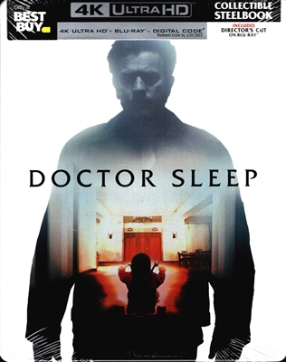 Doctor Sleep 4K SteelBook (BD + Digital Copy)(Exclusive)