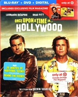 Once Upon a Time in Hollywood w/ Booklet (BD/DVD + Digital Copy)(Exclusive)