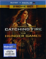 The Hunger Games / Catching Fire 2-Pack (BD + Digital Copy)(Exclusive)