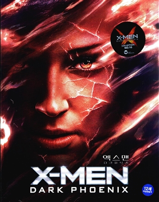 X-Men: Dark Phoenix 4K Full Slip SteelBook (Korea)