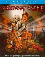 Sleepaway Camp II: Unhappy Campers - Collector's Edition (BD/DVD)