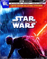Star Wars: Episode IX - The Rise of Skywalker 4K SteelBook (BD + Digital Copy)(Exclusive)
