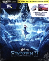 Frozen II 4K SteelBook (BD + Digital Copy)(Exclusive)