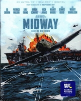 Midway 4K SteelBook (2019)(BD + Digital Copy)(Exclusive)
