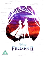 Frozen II 3D SteelBook - Collector's Edition (UK)