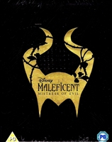 Maleficent: Mistress of Evil 3D SteelBook - Collector's Edition (UK)