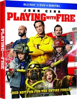Playing With Fire (BD/DVD + Digital Copy)