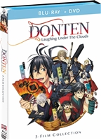 Donten: Laughing Under the Clouds - 3-Film Collection (BD/DVD)