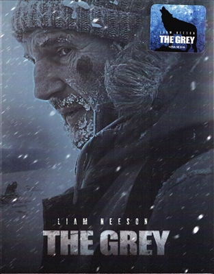 The Grey Full Slip SteelBook (Korea)