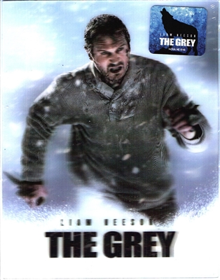 The Grey Lentiuclar SteelBook (Korea)