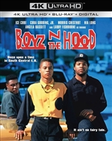 Boyz n the Hood 4K (BD + Digital Copy)