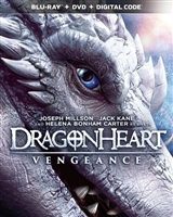 Dragonheart: Vengeance (BD/DVD + Digital Copy)
