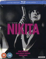Nikita SteelBook (UK)