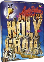 Monty Python and the Holy Grail SteelBook (UK)