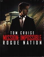 Mission: Impossible - Rogue Nation Full Slip #2 SteelBook (Czech)