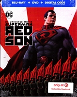 Superman: Red Son SteelBook (BD + Digital Copy)(Exclusive)