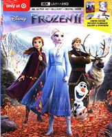 Frozen II 4K DigiPack (BD + Digital Copy)(Exclusive)