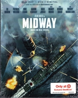 Midway SteelBook (2019)(BD/DVD + Digital Copy)(Exclusive)