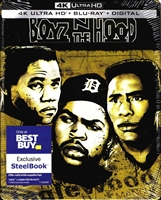 Boyz n the Hood 4K POP Art SteelBook (BD + Digital Copy)(Exclusive)