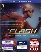 The Flash: Season 1 w/ Comic Book (BD + Digital Copy)(Exclusive)