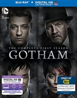 Gotham: Season 1 w/ Bonus Disc (BD + Digital Copy)(Exclusive)