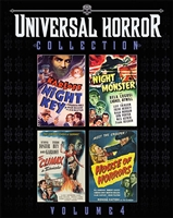Universal Horror Collection: Volume 4 - Night Key / Night Monster / The Climax / House of Horrors