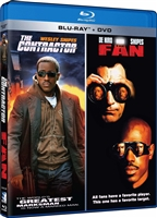 Wesley Snipes Double Feature: The Contractor / The Fan (BD/DVD)