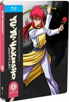 Yu Yu Hakusho: Ghost Files - Season 4 SteelBook (BD + Digital Copy)