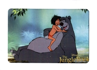 The Jungle Book (1967) Disney Movie Club Lithograph