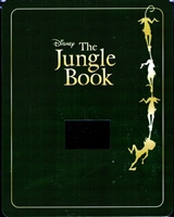 The Jungle Book (1967) Film Cell