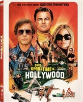 Once Upon a Time in Hollywood 4K Full Slip SteelBook (Korea)
