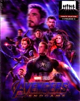 Avengers: Endgame 4K Lenticular SteelBook (Fanatic #2)(China)