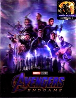 Avengers: Endgame 4K Double Lenticular SteelBook (Fanatic #2)(China)