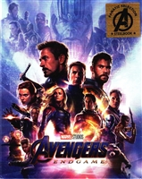 Avengers: Endgame 4K 1-Click SteelBook (Fanatic #2)(China)