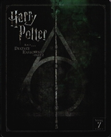 Harry Potter and the Deathly Hallows: Part 2 4K SteelBook (Exclusive)