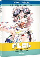 FLCL: Progressive / Alternative (BD + Digital Copy)